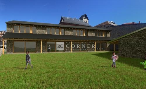 New construction of 4 houses in Bellver de Cerdanya