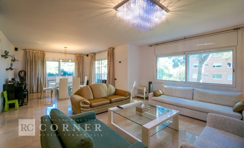 Flat in Pedralbes